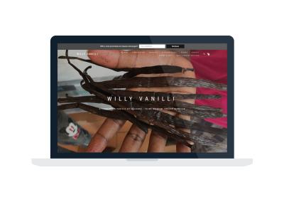 Willy Vanilli - webdesign Studio Pi