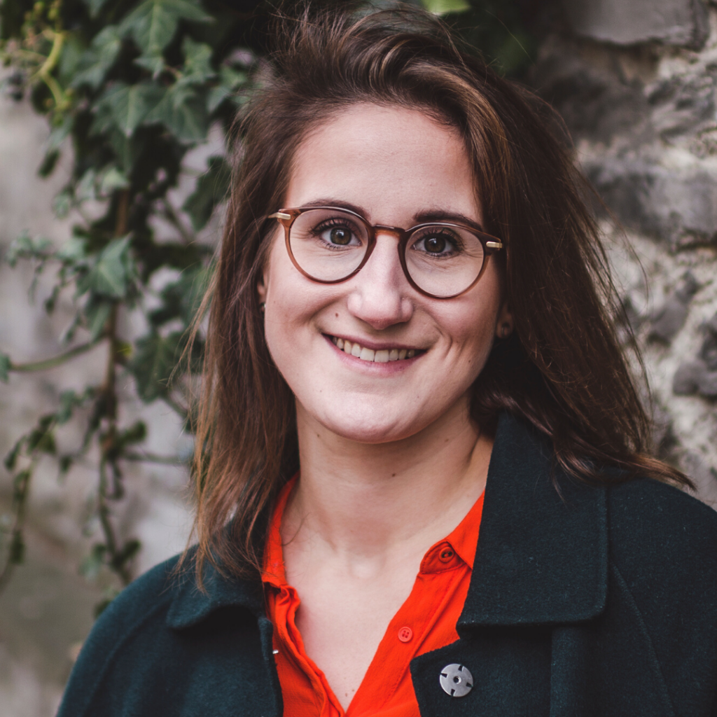 Charlotte Van Acker social media consultant